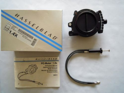 HASSELLAD ZEISS PC-MUTAR 1.4X SHIFT CONVERTER 20311